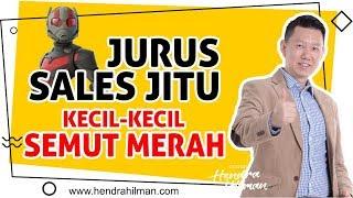 Coach Hendra Hilman - Jurus Sales Jitu