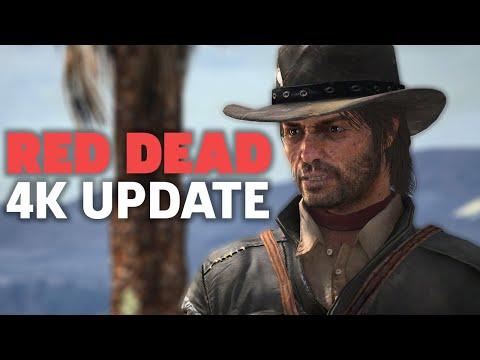 Red Dead Redemption In 4K Is Stunning