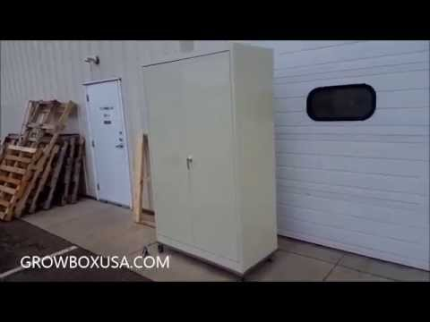 Grow Box USA 2016 EC Series Pre Launch Teaser MPG
