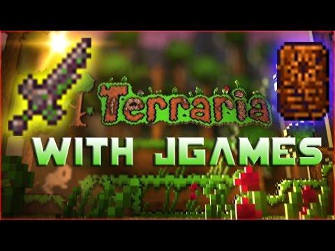 Terraria How To: Get A Broken Hero Sword (Requested Video)