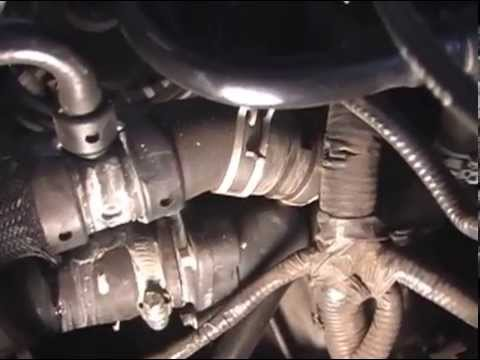 2005 Mercury Sable (Ford Taurus) Duratec V6 Coolant Leaks, Thermostat Replacement.