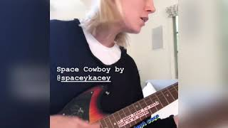 Download Brie Larson singing space cowboy by Kacey Musgraves Video