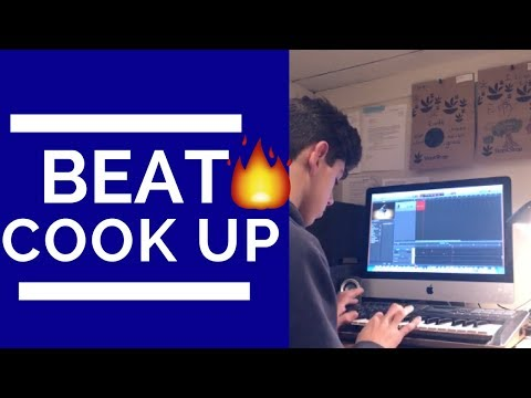 Cooking A Beat On GarageBand - Sean Cassidy
