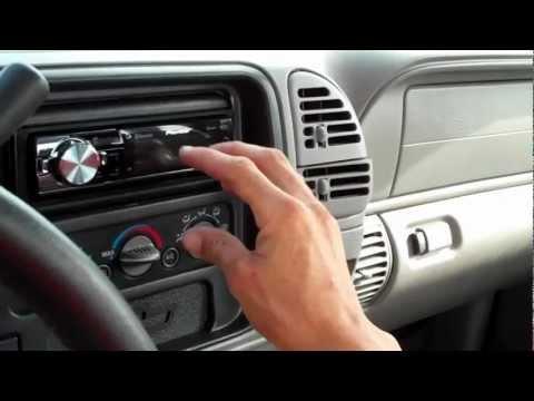 Ultra Audioworks- Clean 1997 Chevrolet Silverado FULL System