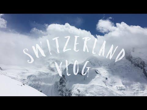 Travel in Switzerland 🇨🇭 Vlog #1   스위스 여행 브이로그 #1  Zermatt, Luzern, Zurich