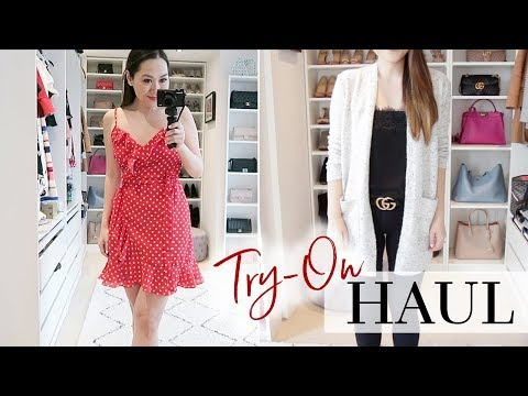 THE CUTEST NEW SEASON FINDS | NORDSTROM & ASOS HAUL