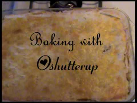 Baking with Oshutterup - Chicken PotPie