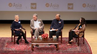 Lahore Literary Festival in New York 2019: US-Pakistan: Continuing Challenges