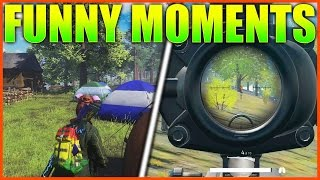 Funny Moments | H1Z1 CAR TROLLING, BATTLEGROUNDS ANGRIEST PLAYER & MORE! (Funny Videos)