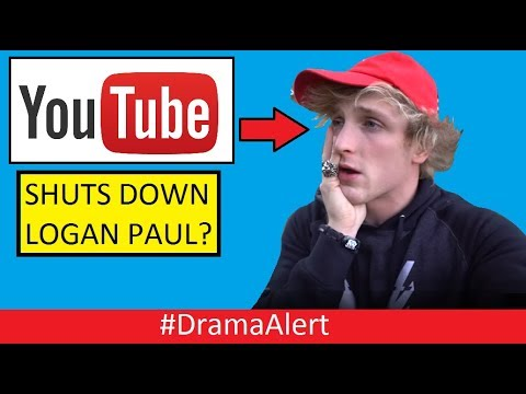 Logan Paul (CALLED OUT)  by YouTube! #DramaAlert