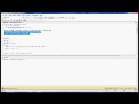 mssql create index - execution plan