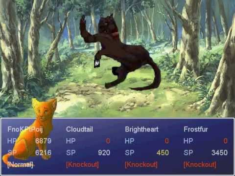 ThunderClan Fighting Techniques - Warrior Cats - Warrior