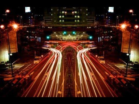 ECB Chattar Night View || Time lapse(2) || Dhaka City || Night Graffiti || Mirza Razwan