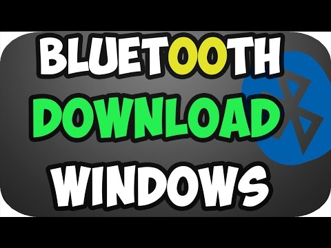 How to Get Bluetooth for Windows 10/8/7  Pc,Laptop and Computer