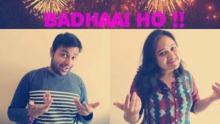 Badhaai Ho| Diwali Dhamaka |Instagram Stories 2018