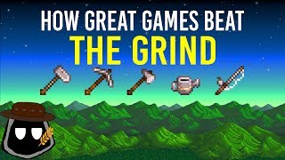 How Great Games Beat The Grind