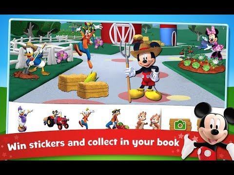 Doc McStuffins Spielzeugärztin Spiele - Disney Junior Play In-App