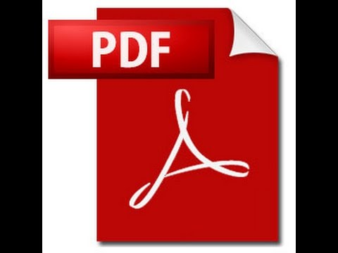 How to open and save fillable PDF documents