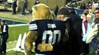 byu cosmo cougar finds mate