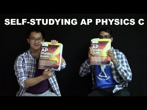 Self-Studying AP Physics C (plus AP scores reaction!)