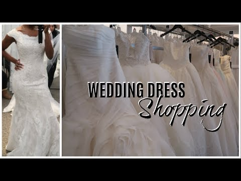 Ep.4 Come Wedding Dress Shopping With Me! Tips + My Experience