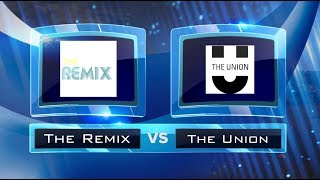 The Union Vs The Remix - Round Of 16 - Women's Circuit Cup Championship #ccc2017