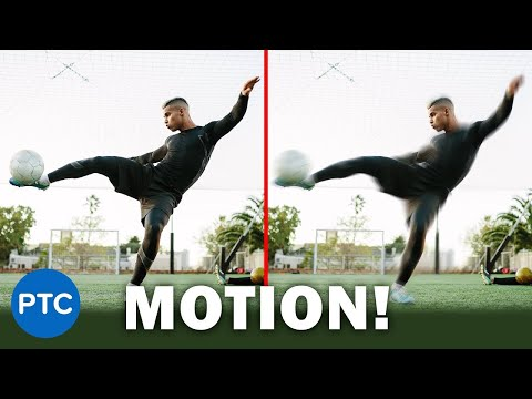 INSTANTLY Up Your Photo Game with DYNAMIC BLURS in Photoshop!