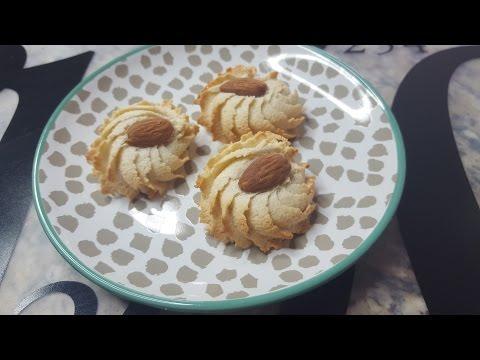 Soft Almond Cookies/Gluten Free Dessert