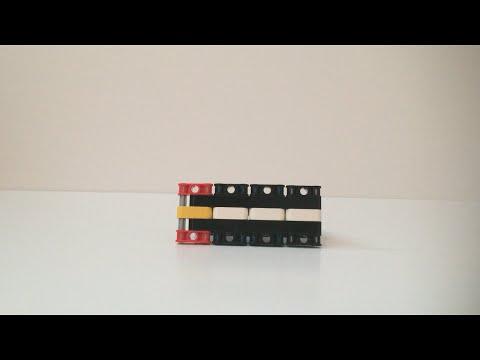Lego Technic Brass Knuckles