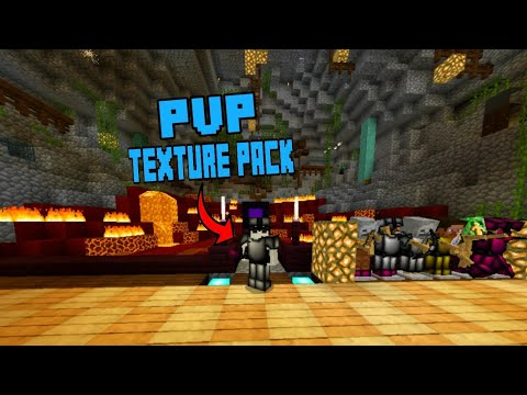 Best PvP Texture Pack for Minecraft PE 1.2.20.2 / Minecraft Bedrock Edition