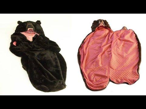 Bear Sleeping Bag █▬█ █ ▀█▀