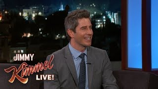 Jimmy Kimmel Predicts the Winner of The Bachelor with Arie Luyendyk Jr.