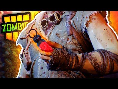 BLACK OPS 4 ZOMBIES BLOOD VIALS VIDEO (HUGE IMPLICATIONS) Zombies Trailer Talk