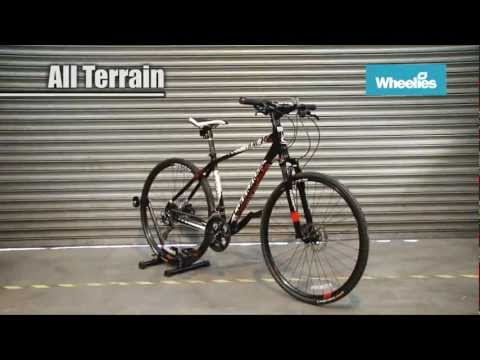 Hybrid Bike Guide   Wheelies