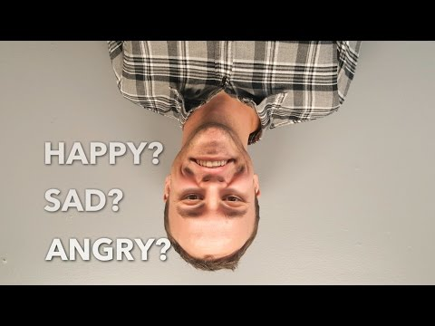 Is This Guy Happy or Sad?