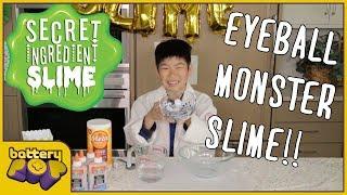 Download Eyeball Slime!! | Slime DIYs for Kids | Secret Ingredient Slime | batteryPOP Video