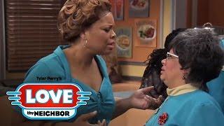 The Gang Is Shocked by Linda's Big News | Tyler Perry's Love Thy Neighbor | Oprah Winfrey Network