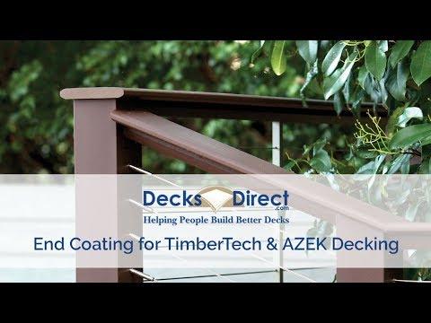 TimberTech End Coating