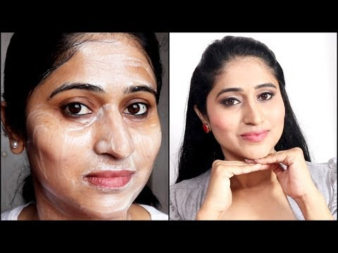 BLEACH Face at home NATURALLY  | Natural bleaching