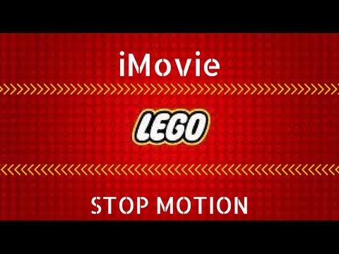 Stop Motion de Lego (edición en iMovie)