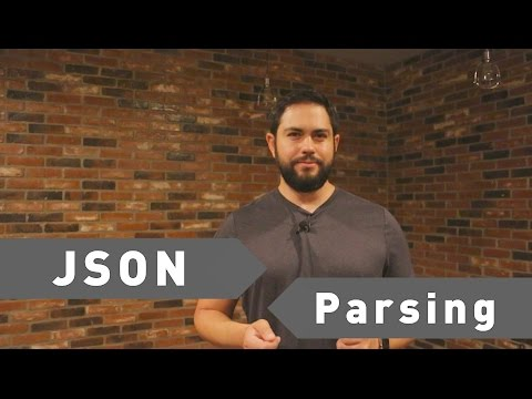 JSON Parsing Tutorial