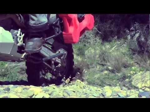 London to Sydney Motorcycle Adventure - Continental Drift