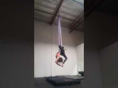 Beginner Aerial Hammock Sequence (private lesson)