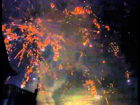 Dirty Mike and the Boys - New years Firework Display @Manilla, Philippines