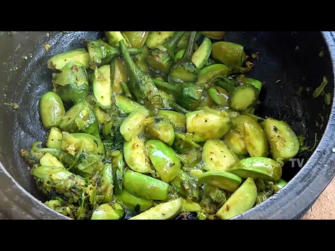 Baingan Masala Recipe /Hyderabadi  Brinjal Masala Curry/Spicy Eggplant Recipe By Sri Tv