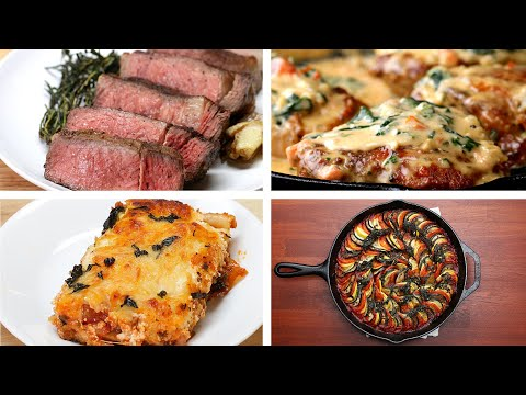 Awesome Cast Iron Recipes