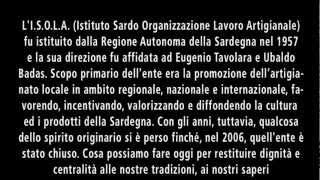 """ISOLA - making of """"del sapere, delle mani. le voci"""""""