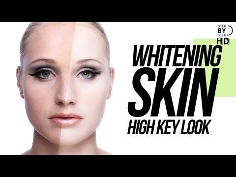 Whitening Skin In Photoshop