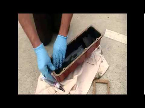 Chemtools How To Rocker Cover Gasket Change Datsun 1200 Utility