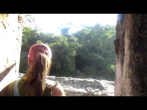 Mystical Palenque Ruins of the Mayans